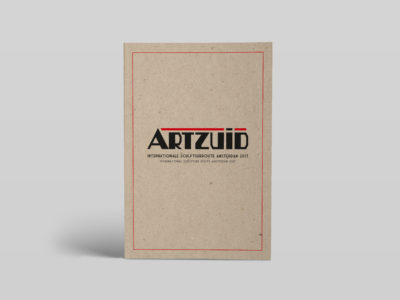 Artzuid-cover