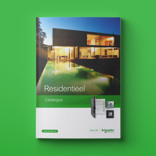 Schneider Electric Catalogus Residentieel