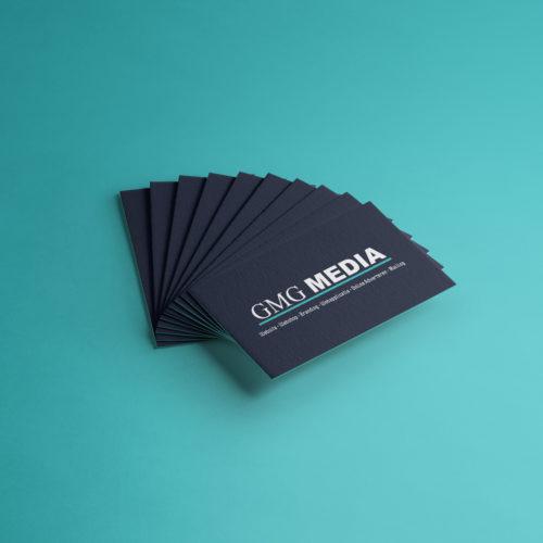 GMG Media Naamkaartjes