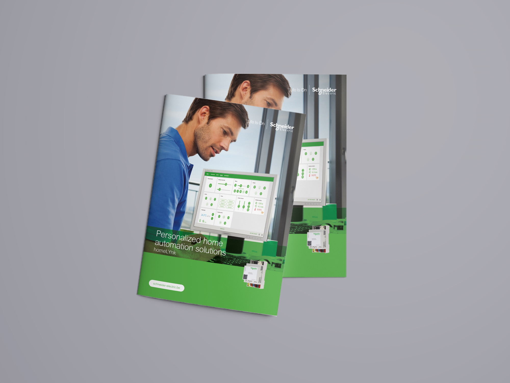 schneider electric brochures. Black Bedroom Furniture Sets. Home Design Ideas